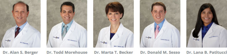 BergerHenry ENT Specialty Group Doctors