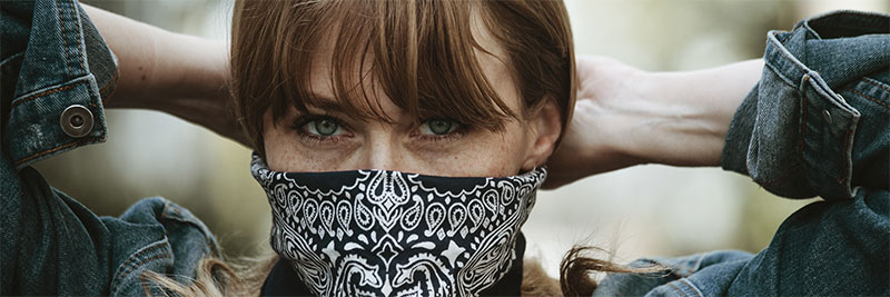Are Bandana Masks Effective in Preventing the Spread of COVID?