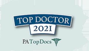 PA Top Docs Badge 2021