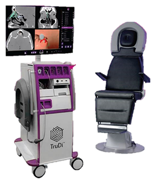 TruDi image guidance system for balloon sinuplasty procedures