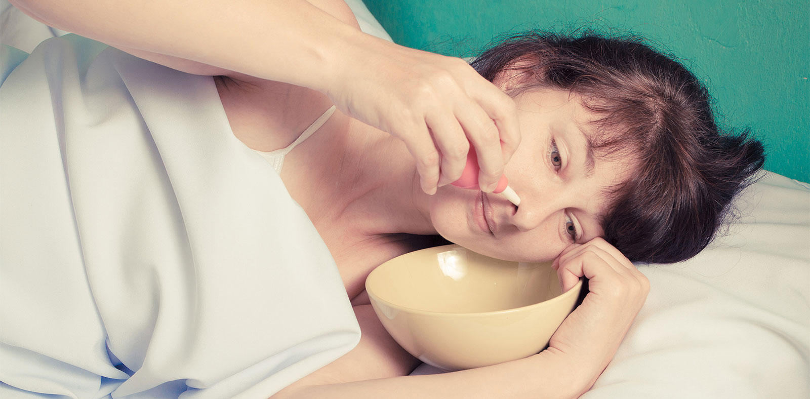 Chronic post nasal drip