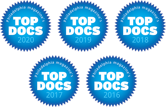 ENT Doctor Dr. Lana B. Patitucci Philadelphia Main Line Today Top Docs 2016-2020