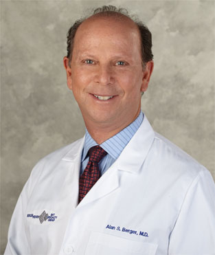 Alan S. Berger, M.D. (Founder)