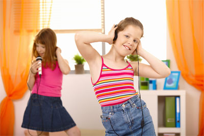 Noise-Induced Hearing Loss in Children