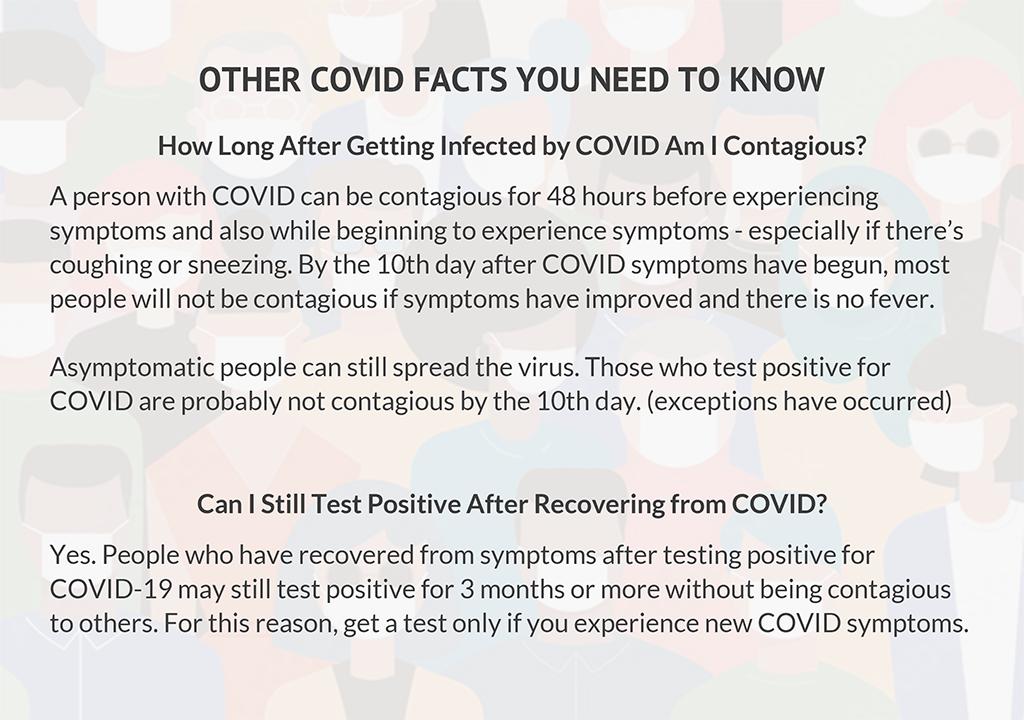 Other COVID Facts You Need to Know