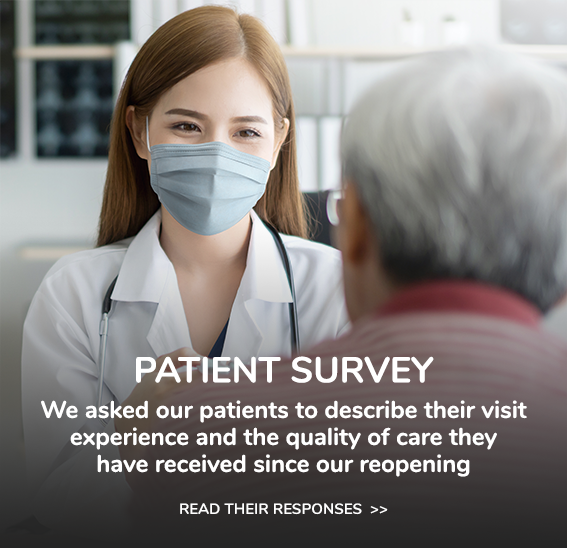 Patient Survey Skin