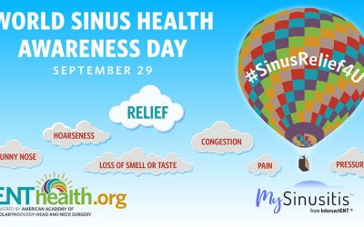 World Sinus Health Awareness Day: Why It's Important to You!